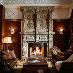 Carlton Hotel St Moritz интерьер отеля фото 3