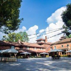 Отель Gokarna Forest Resort Непал, Катманду - отзывы, цены и фото номеров - забронировать отель Gokarna Forest Resort онлайн парковка