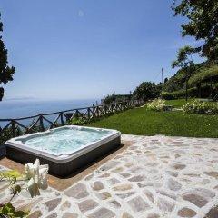 Отель The Secret Garden Равелло бассейн