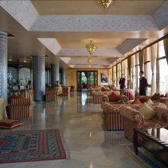 Отель Les Merinides Марокко, Фес - отзывы, цены и фото номеров - забронировать отель Les Merinides онлайн интерьер отеля фото 3