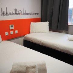 Отель easyHotel London Croydon Великобритания, Лондон - отзывы, цены и фото номеров - забронировать отель easyHotel London Croydon онлайн комната для гостей фото 3