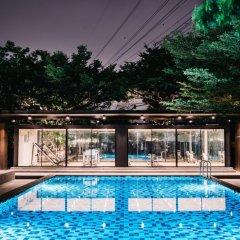 Отель The Platinum Suite Бангкок бассейн фото 3