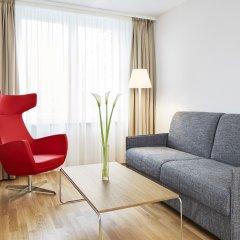 Отель NH Collection Hamburg City комната для гостей