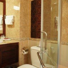 Отель Vinh Hung Riverside Resort & Spa ванная