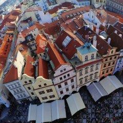 Отель Central and calm Прага вид на фасад фото 3