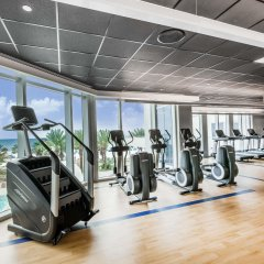 Отель Wyndham Grand Clearwater Beach фитнесс-зал