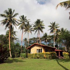 Отель Maravu Taveuni Lodge фото 5