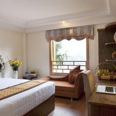 Отель Sapa Eden View Hotel Вьетнам, Шапа - отзывы, цены и фото номеров - забронировать отель Sapa Eden View Hotel онлайн комната для гостей фото 5