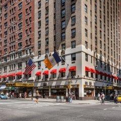 Отель Wellington Hotel США, Нью-Йорк - 10 отзывов об отеле, цены и фото номеров - забронировать отель Wellington Hotel онлайн фото 2