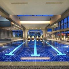 Отель Ankara Hilton бассейн фото 2