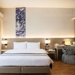 Отель The Royal Paradise Hotel & Spa Таиланд, Пхукет - 4 отзыва об отеле, цены и фото номеров - забронировать отель The Royal Paradise Hotel & Spa онлайн комната для гостей фото 2