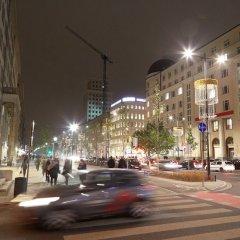 Апартаменты Fox Center Apartments Варшава