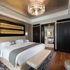 Отель Kempinski Mall Of The Emirates 5* Номер Делюкс с различными типами кроватей фото 16