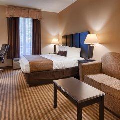 Отель Best Western Dunkirk & Fredonia Inn США, Дюнкерк - отзывы, цены и фото номеров - забронировать отель Best Western Dunkirk & Fredonia Inn онлайн комната для гостей фото 5