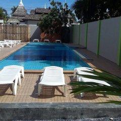 Отель The Nice Mangoes бассейн