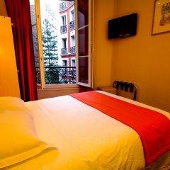 Отель Hôtel Des Trois Gares комната для гостей