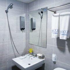 Отель Vestin Boutique Южная Корея, Сеул - отзывы, цены и фото номеров - забронировать отель Vestin Boutique онлайн ванная фото 2