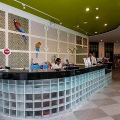 Отель Nida Rooms North Pattaya Crystal Sand интерьер отеля