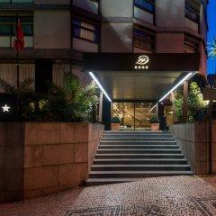 Отель Dom Henrique Downtown Порту вид на фасад