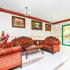OYO 168 Al Raha Hotel Apartments комната для гостей