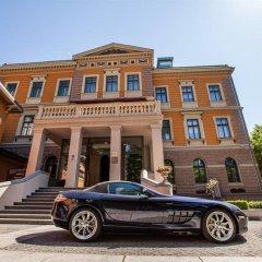 Отель Gallery Park Hotel & SPA, a Châteaux & Hôtels Collection Латвия, Рига - 1 отзыв об отеле, цены и фото номеров - забронировать отель Gallery Park Hotel & SPA, a Châteaux & Hôtels Collection онлайн городской автобус