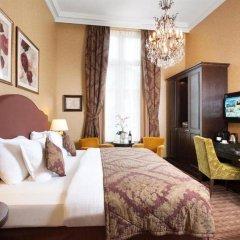 Отель Grand Casselbergh Брюгге комната для гостей фото 4
