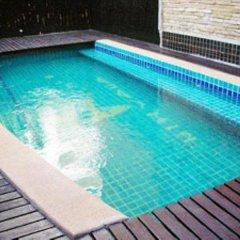 Отель Nirvana Boutique Suites Паттайя бассейн фото 3