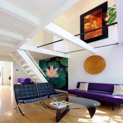 Апартаменты Amsterdam Boutique Apartments комната для гостей фото 4