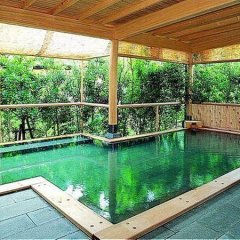 Отель Yukyo no Hibiki Yusai Минамиогуни фитнесс-зал