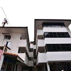 Отель Bkn Residence Паттайя парковка