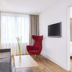Отель NH Collection Hamburg City удобства в номере