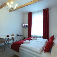 Апартаменты Smeralova Apartments комната для гостей фото 4