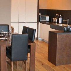 Отель Dreamhouse Apartments Glasgow West End Великобритания, Глазго - отзывы, цены и фото номеров - забронировать отель Dreamhouse Apartments Glasgow West End онлайн интерьер отеля