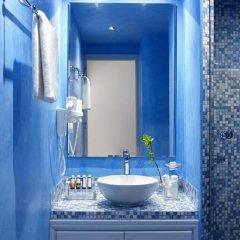 Отель Santorini Kastelli Resort Греция, Остров Санторини - отзывы, цены и фото номеров - забронировать отель Santorini Kastelli Resort онлайн ванная фото 2