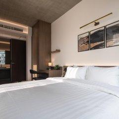 Отель T2 Sathorn Residence Бангкок комната для гостей фото 3