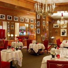 Отель Hôtel Barrière Le Fouquet's Франция, Париж - 1 отзыв об отеле, цены и фото номеров - забронировать отель Hôtel Barrière Le Fouquet's онлайн питание фото 3