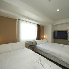 Отель Sotetsu Fresa Inn Tokyo-Kyobashi Япония, Токио - отзывы, цены и фото номеров - забронировать отель Sotetsu Fresa Inn Tokyo-Kyobashi онлайн комната для гостей фото 3