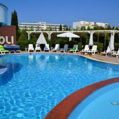 Отель AKROPOLI Голем бассейн