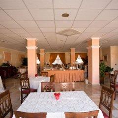 Hotel Villa Delle Rose Ористано питание