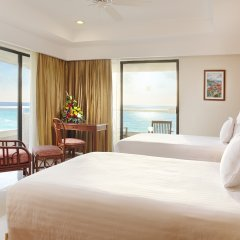 Отель Occidental Tucancun - Все включено Мексика, Канкун - 1 отзыв об отеле, цены и фото номеров - забронировать отель Occidental Tucancun - Все включено онлайн комната для гостей фото 4