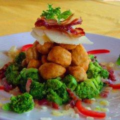 Hotel Club Du Lac Tanganyika питание