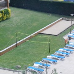 Apart-hotel GHT Tossa Park спортивное сооружение