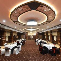Отель Grand Rajputana Индия, Райпур - отзывы, цены и фото номеров - забронировать отель Grand Rajputana онлайн помещение для мероприятий фото 2