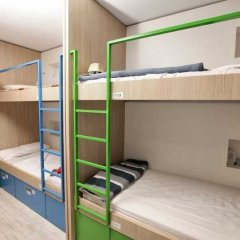 Hostel One Ramblas комната для гостей фото 4