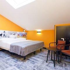 Hotel JC Rooms Chueca сейф в номере