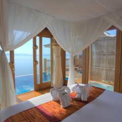 Отель Santhiya Koh Yao Yai Resort & Spa 5* Вилла Премиум с различными типами кроватей фото 9
