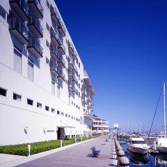 Отель Marinoa Resort Fukuoka Фукуока приотельная территория фото 2