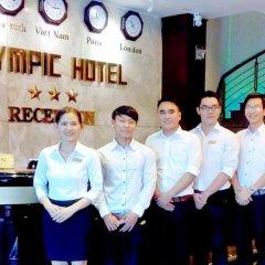 Отель Olympic Hotel Вьетнам, Нячанг - отзывы, цены и фото номеров - забронировать отель Olympic Hotel онлайн интерьер отеля фото 3