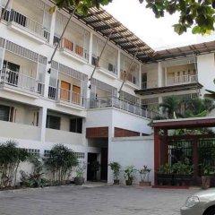 Отель Pt Court Бангкок парковка