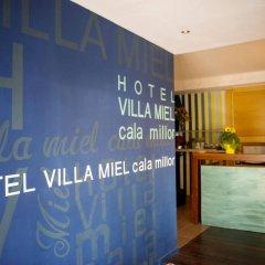Отель Villa Miel питание